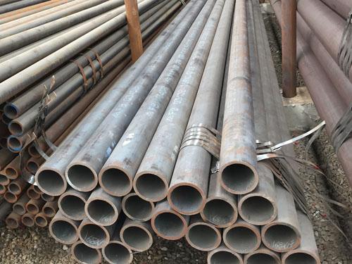 Q345E低合金钢管
